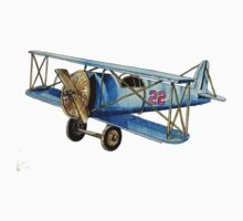 Aeroplane Kids Tee