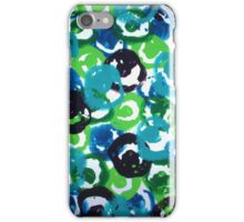 Breast Painting 421 iPhone Case/Skin