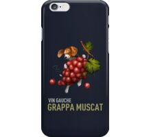 Grappa iPhone Case/Skin