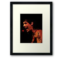 The Gooch Palms Framed Print