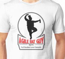 Agile Fat Guy Unisex T-Shirt