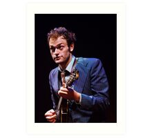 Chris Thile 2 Art Print