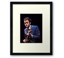 Chris Thile 2 Framed Print