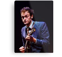 Chris Thile 2 Metal Print