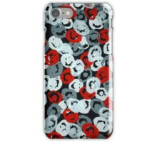 Breast Painting 269 iPhone Case/Skin