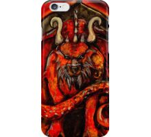 Red Dragon iPhone Case/Skin