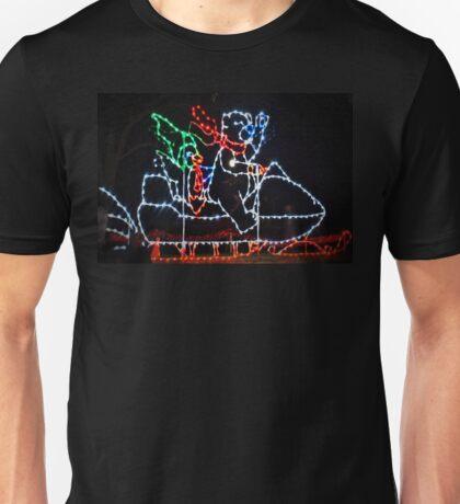 Creating the polar vortex Unisex T-Shirt