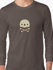 #12 Skull Long Sleeve T-Shirt