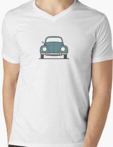 #15 VW Beetle Mens V-Neck T-Shirt