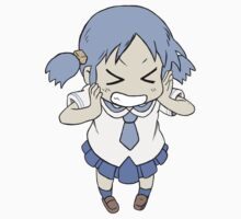 Mio-chan (Nichijou) Kids Tee