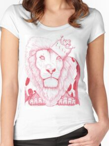 red king Women's Fitted Scoop T-Shirt