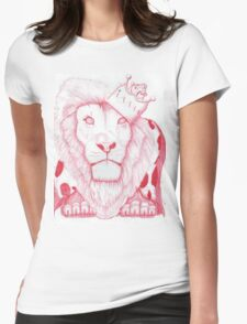 red king Womens Fitted T-Shirt