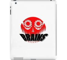 BRAINS iPad Case/Skin