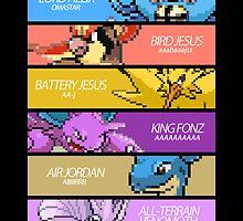 Twitch Plays Pokemon - The End (Final Team) by Strangetalk