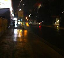Stormy night by Amber Elen-Forbat