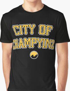 City of Champyinz Graphic T-Shirt
