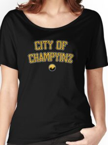 City of Champyinz Women's Relaxed Fit T-Shirt