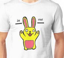 Forgetful Bunny Unisex T-Shirt