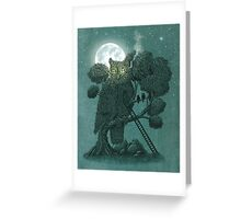Night Watch  Greeting Card