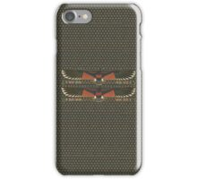 Egyptian Voltures iPhone Case/Skin