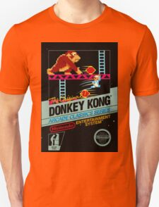 nes donkey kong T-Shirt