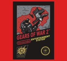 Nes Gears Of War 2 by hazyceltics