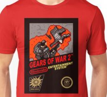 Nes Gears Of War 2 Unisex T-Shirt