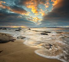 Taroona Beach Sunrise, Tasmania #17 by Chris Cobern