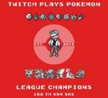 Twitch Plays Pokemon Champions by JM92