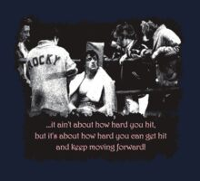 Rocky Quote #1 Baby Tee