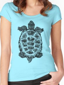 clyde Women's Fitted Scoop T-Shirt