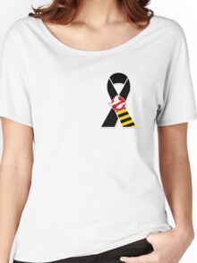 GB Tribute Ribbon (DS) Women's Relaxed Fit T-Shirt