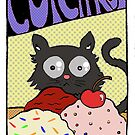 """Dirk Strangely's """"Cats and Sweets"""" CUPCAKES by Dirk Strangely"""