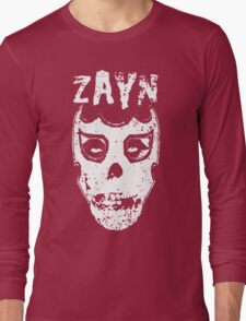 Sami Zayn/Misfits Mashup T-shirt Long Sleeve T-Shirt