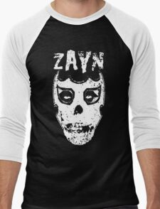 Sami Zayn/Misfits Mashup T-shirt Men's Baseball ¾ T-Shirt