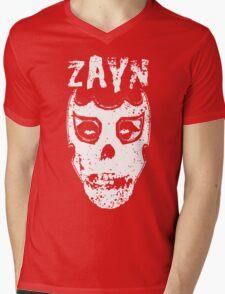 Sami Zayn/Misfits Mashup T-shirt Mens V-Neck T-Shirt