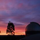 Penrith Observatory by KevinGrieveArt
