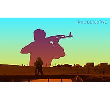 Inspired By True Detective IV Photographic Print