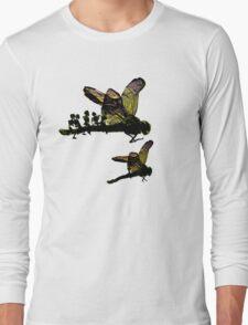 surreal ladybugs Long Sleeve T-Shirt