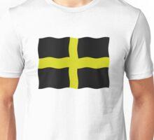St. David's flag Unisex T-Shirt