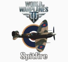 World of Warplanes Spitfire by Mil Merchant