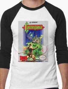 castlevania  Men's Baseball ¾ T-Shirt