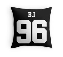 iKON B.I 96 Throw Pillow