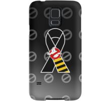 GB Tribute Ribbon (DS) Samsung Galaxy Case/Skin