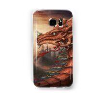 tibet dragon Samsung Galaxy Case/Skin