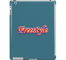 Freestyle Rap iPad Case/Skin