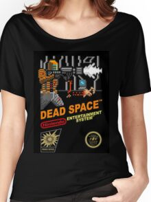 dead space nes cover art Women's Relaxed Fit T-Shirt