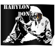 baby lon don Poster
