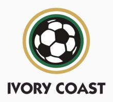 Ivory Coast Football / Soccer by artpolitic