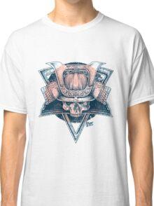 Samurai Skull Classic T-Shirt